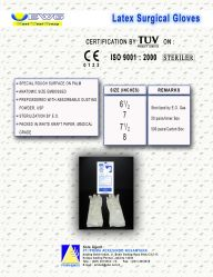 Disposable EWG Surgical Gloves  ewg surgical gloves disposable